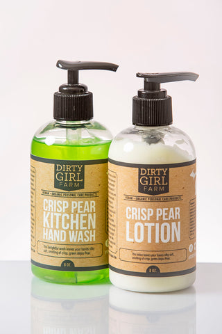 Crisp Pear Duo Gift Set