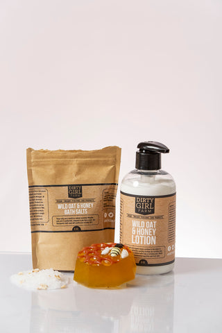 Wild Oat and Honey Set