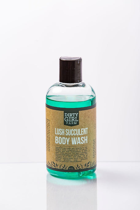 Lush Succulent Body Wash