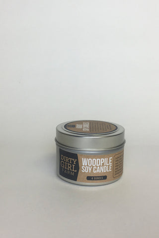 Woodpile Soy Candle