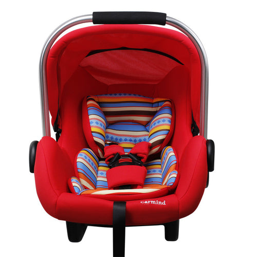 0-12 Month baby car basket portable safety baby car seat hand basket auto chair seat infant baby protect seat chair basket - Babypalaces