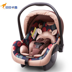 0-13Month baby car basket portable safety car seat auto chair seat newborn infant protect seat chair - Babypalaces