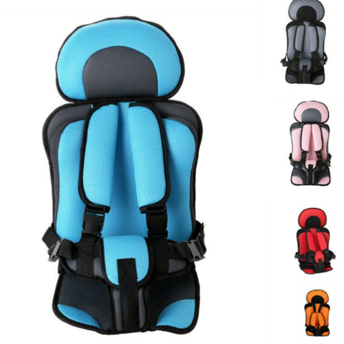0-5 Year Baby Car Seat Mat Portable Toddler Booster Seat Simple Baby Chairs Thickening Sponge Kids Car Stroller Seats Pad - Babypalaces