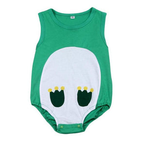 Cute Newborn Kids Baby Jumpsuit - Babypalaces