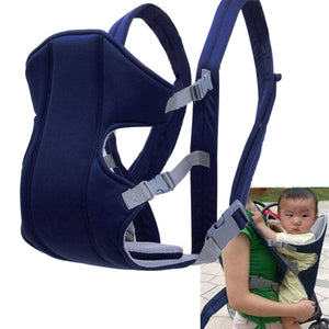 Multifunctional Front Facing Baby Carrier Sling Mesh Backpack Pouch Kangaroo Wrap Carrying For Baby Children Toddler Slings - Babypalaces