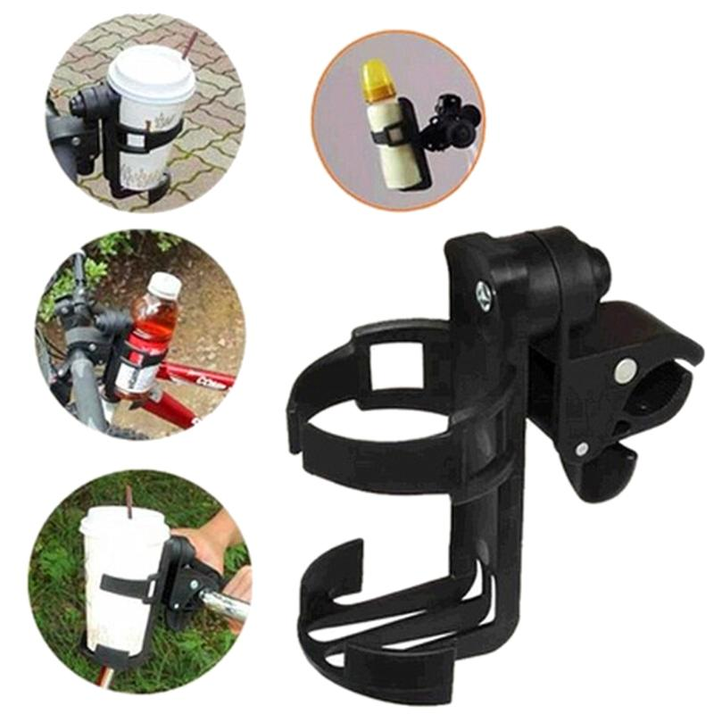 Baby Stroller Milk Bottles Cup Holder Pushchair Pram Bicycle Water bottle Holder Baby Stroller feeding Bottle Rack Accessories - Babypalaces