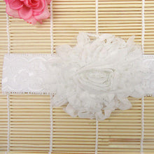 Cute Lace Flower Headwear Hair Decor Headdress Headband For Newborn Baby Kids - Babypalaces