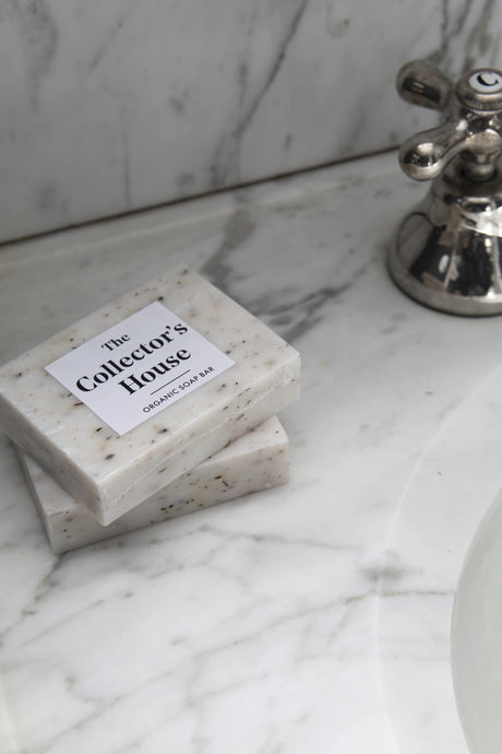Soap bar [wild cotton]