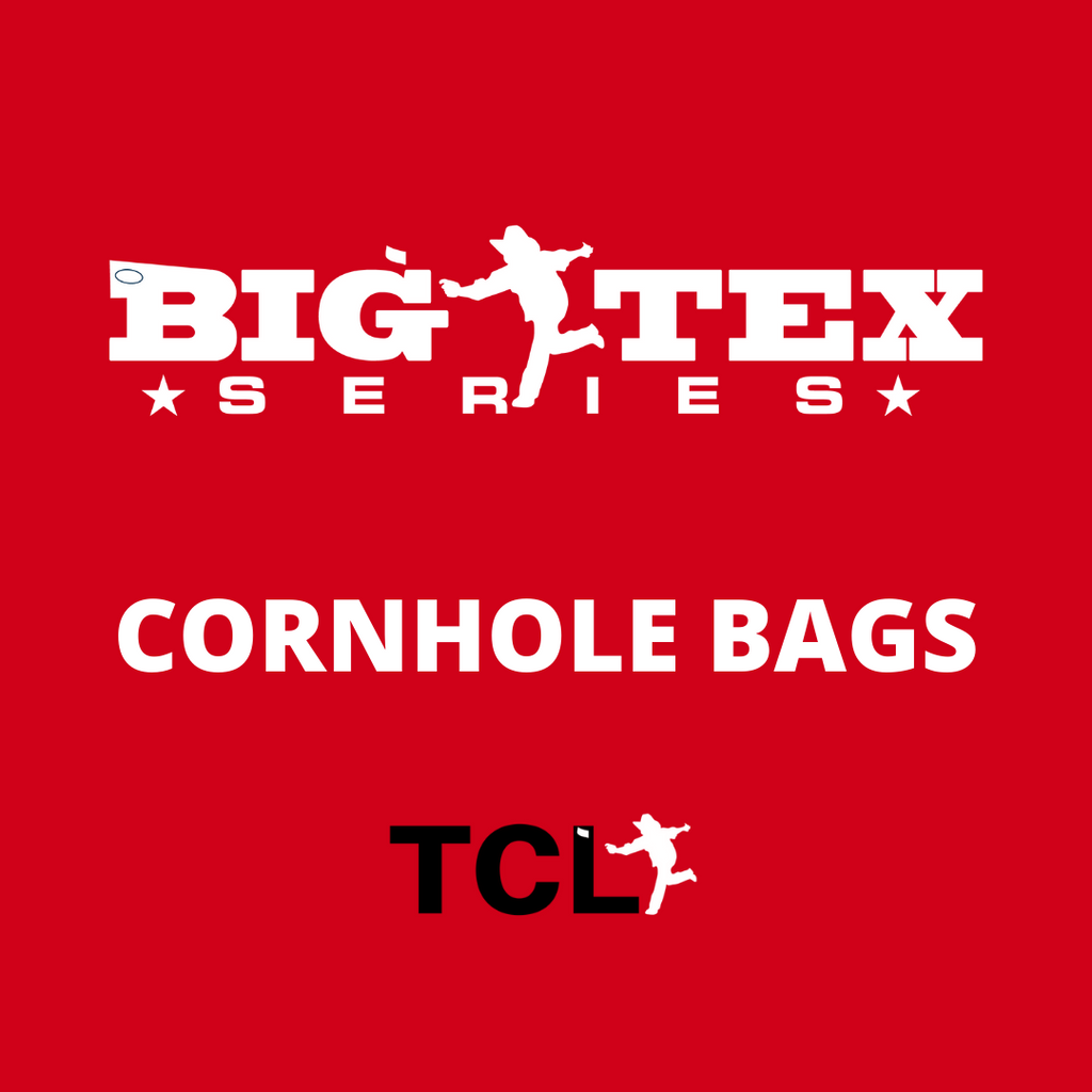 Big Tex Series Cornhole Bags