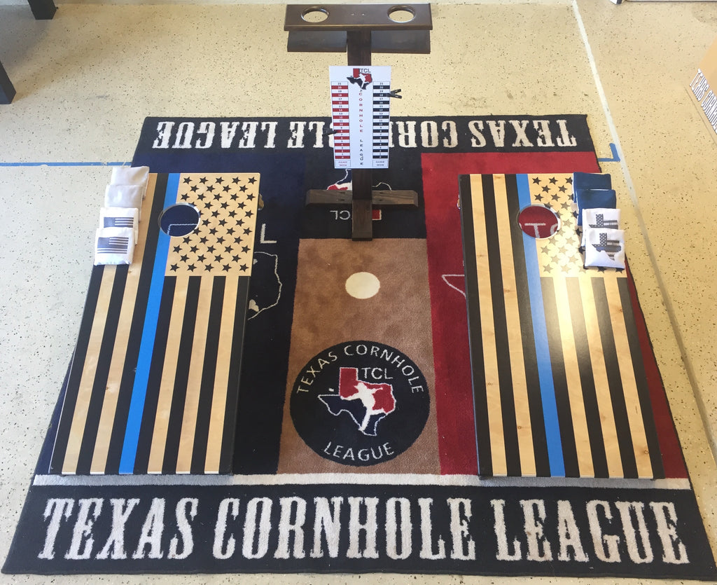 TCL Cornhole Boards
