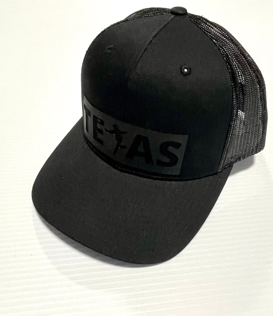 Texas Rubber Patch Hat