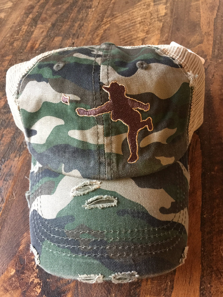 TCL Big Tex Ladies Pony Tail Hat