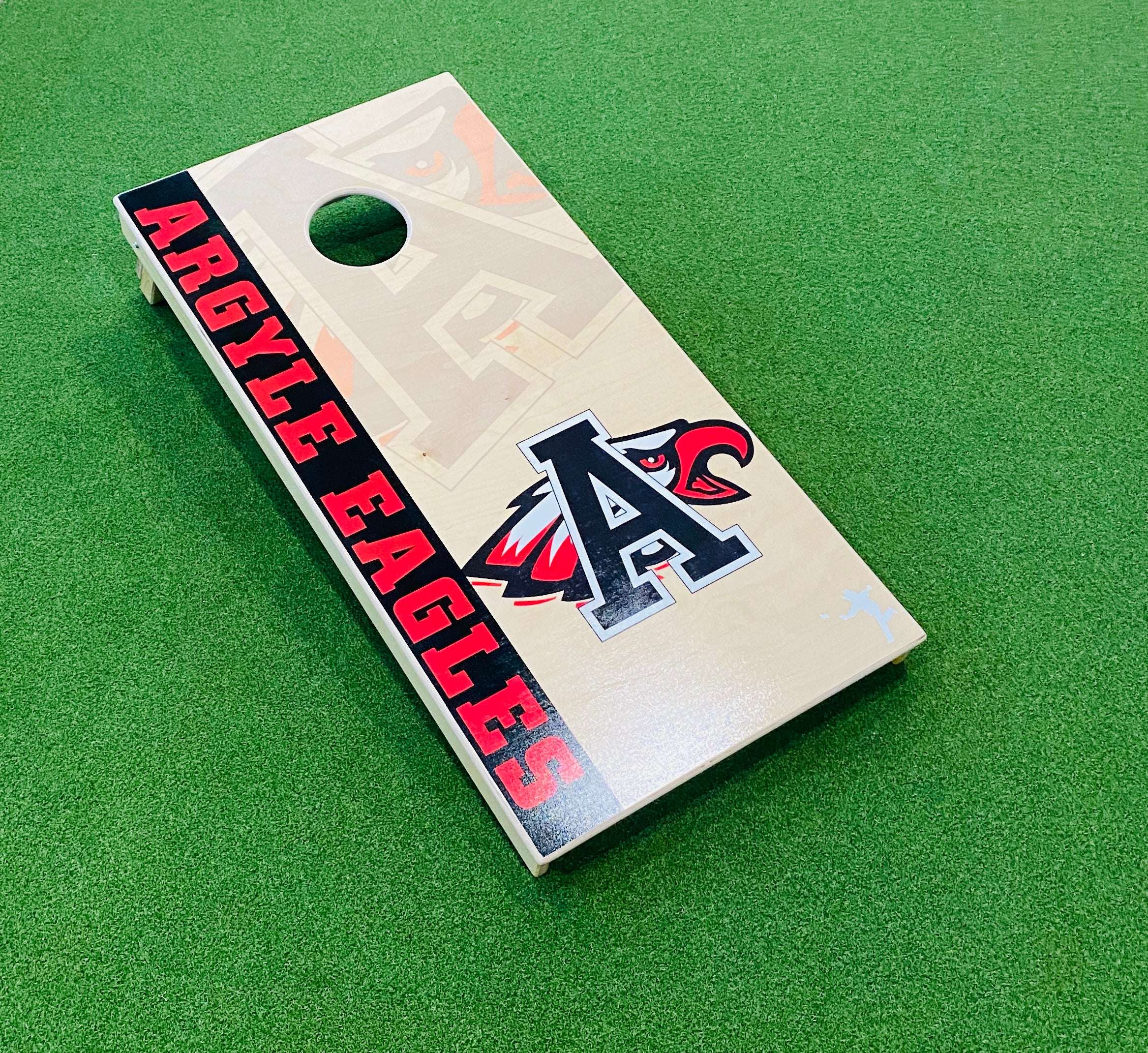 Sports Custom Boards and Bag Combo