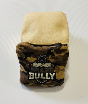 Camo Board Bully and Republic Limited Edition Bags