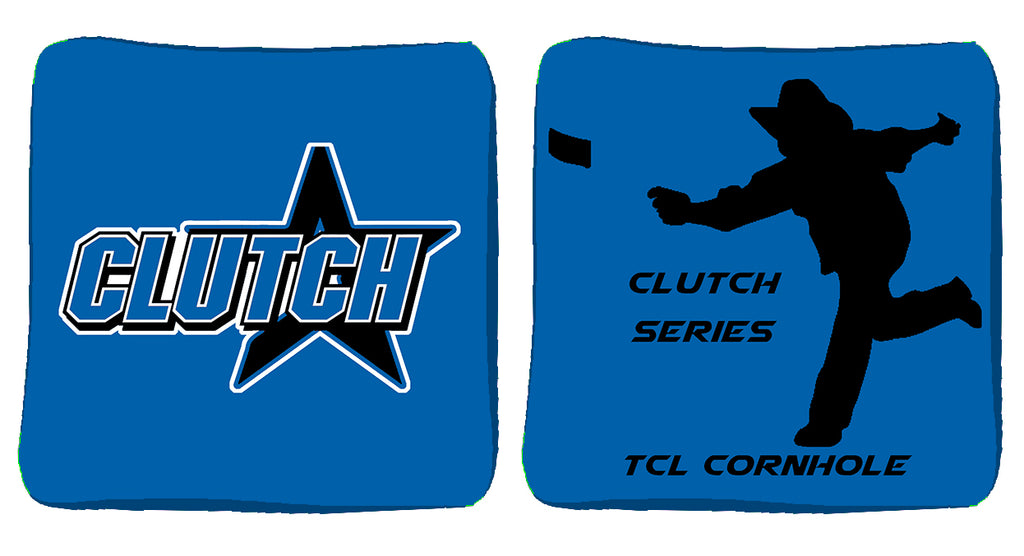 Clutch Big Tex Series Cornhole Bags