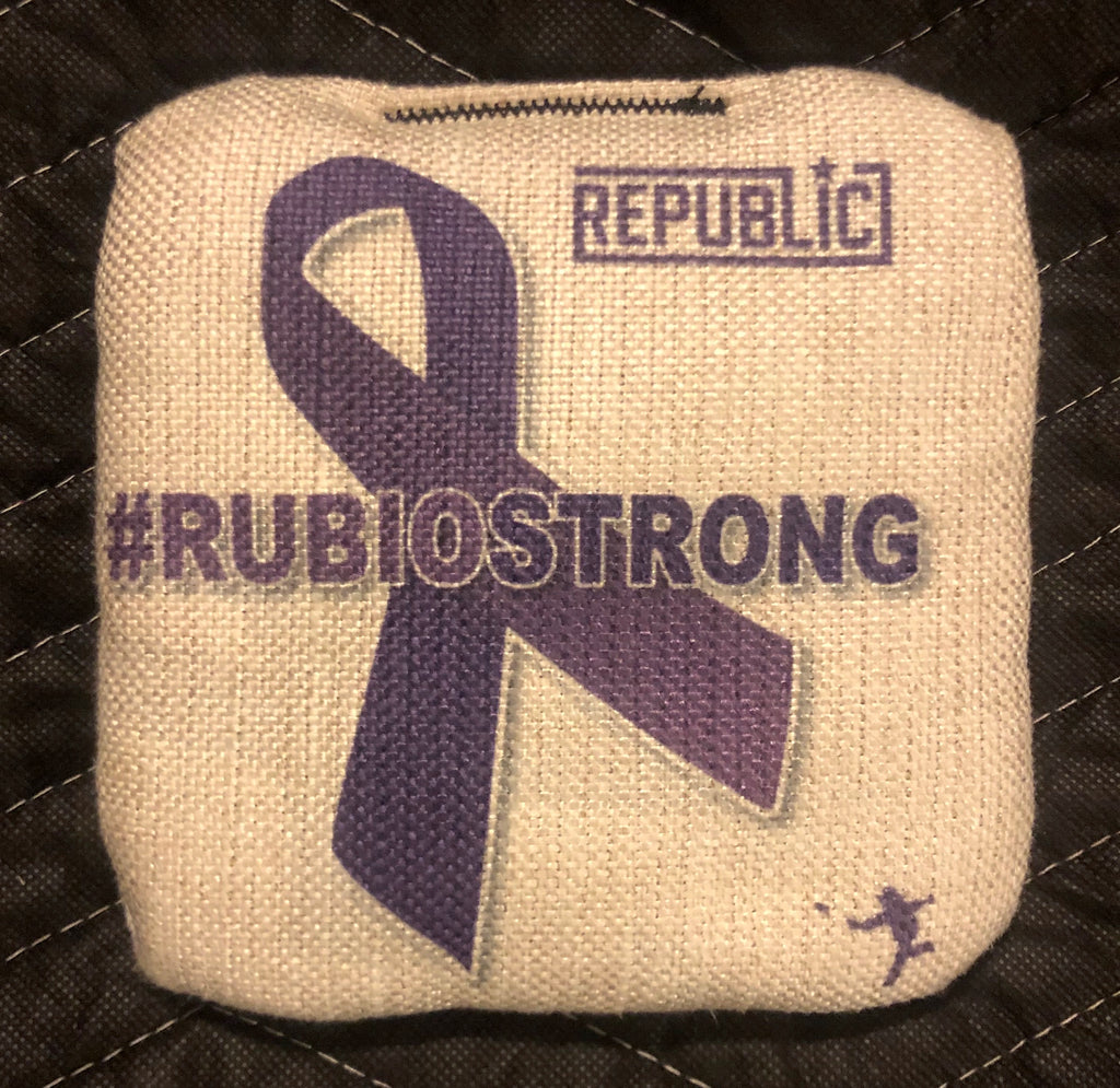 Rubio Fight Cancer Limited Edition Bags