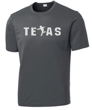 Texas - Grey Cotton Shirt
