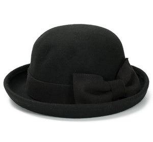Magritte Bowler - Awful Hats
