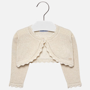 Long Sleeve Cardigan for Baby Girl