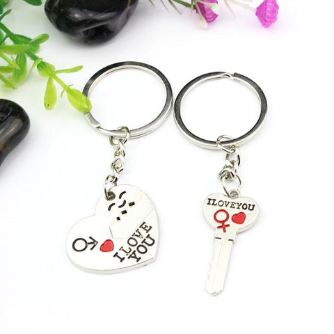 "FREE ""I Love You"" Keychain"