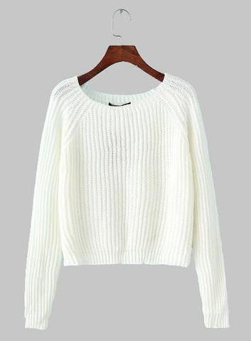 Knitted Jump Sweater