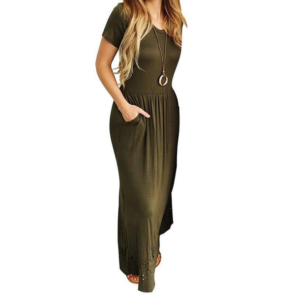 Loose Elegant Long Dress