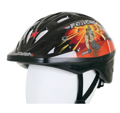 Bumper Force Helmet