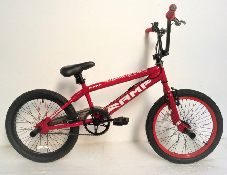 "20"" Ramp Red"
