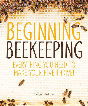 Book - Beginning Beekeeping