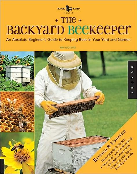 Book - Backyard Beekeeper Book
