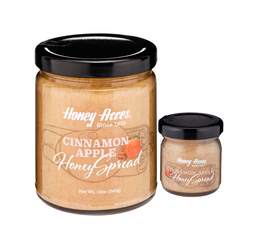 Apple Cinnamon Honey Spread