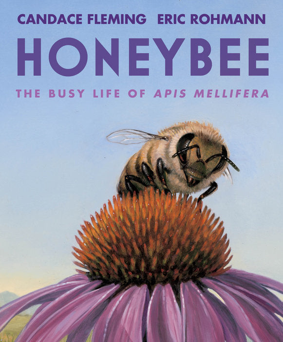 Book - Honey Bee Book
