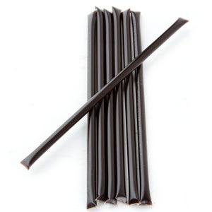Peppermint Mocha - 50ct Honey Straws Pack (Limited Seasonal Flavor)
