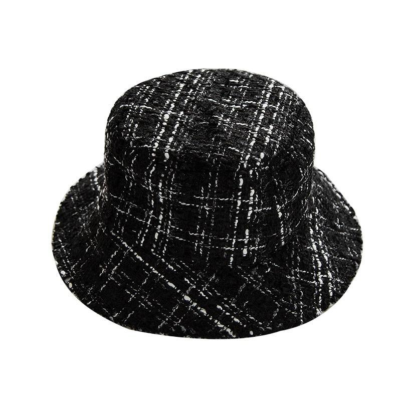 Plaid Bucket Hat v2