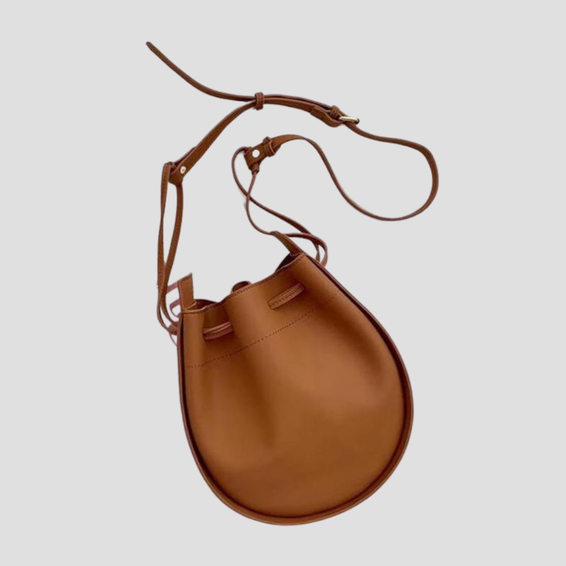 Saddle PU Leather Bag Handbag God's Gift London