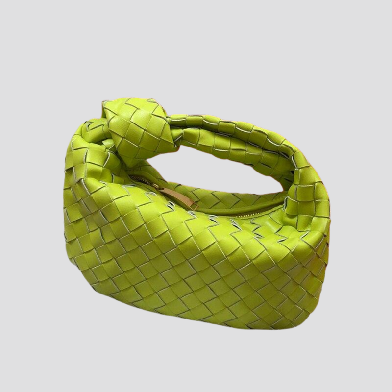 Woven Knot Large Handbag Handbag God's Gift London