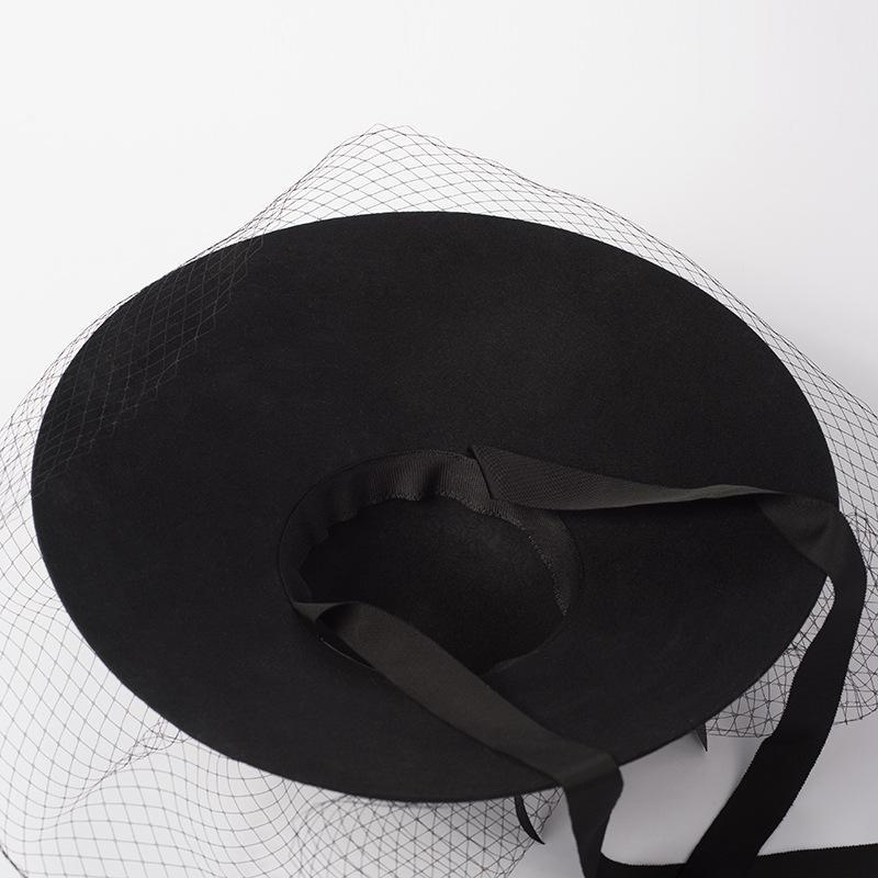 Dish Hat with Net/Mesh Hat God's Gift London