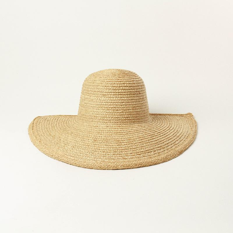 Straw Bonnet straw hat God's Gift London