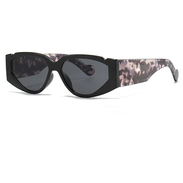 Edna Sunglasses Sunglasses God's Gift London Black