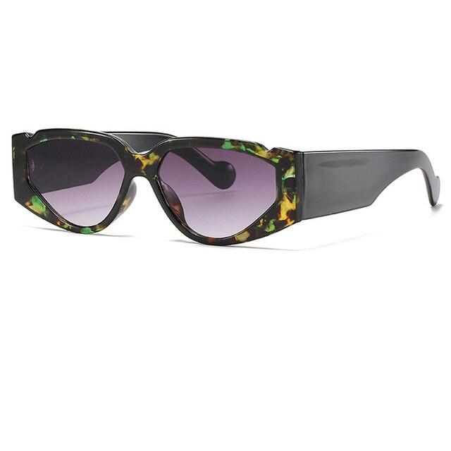 Edna Sunglasses Sunglasses God's Gift London C2 Flower-Gray