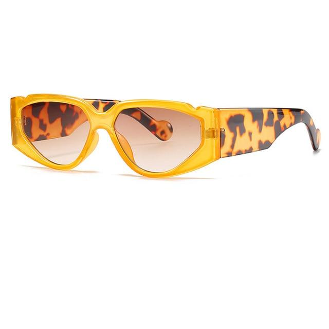 Edna Sunglasses Sunglasses God's Gift London C4 Yellow-Brown