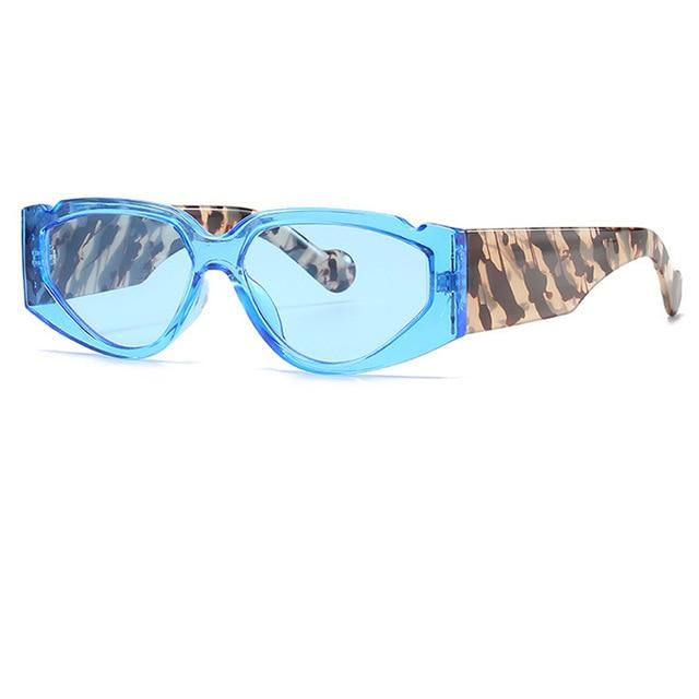 Edna Sunglasses Sunglasses God's Gift London C5 Blue-Blue