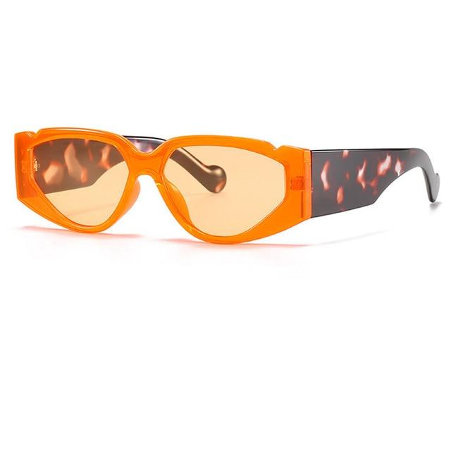 Edna Sunglasses Sunglasses God's Gift London C7 Orange-Orange