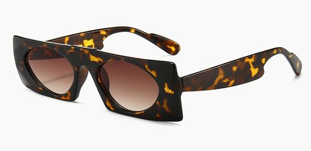 Mishka Sunglasses Sunglasses God's Gift London leopard with brown / China / other
