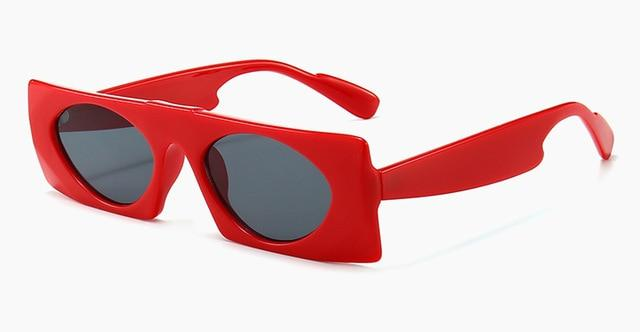 Mishka Sunglasses Sunglasses God's Gift London red with black / China / other