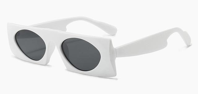 Mishka Sunglasses Sunglasses God's Gift London White