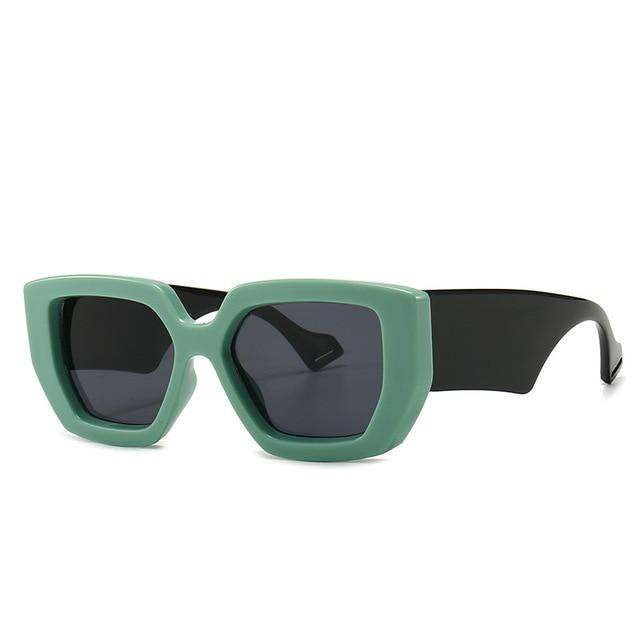 Roxy Sunglasses Sunglasses God's Gift London Green Black