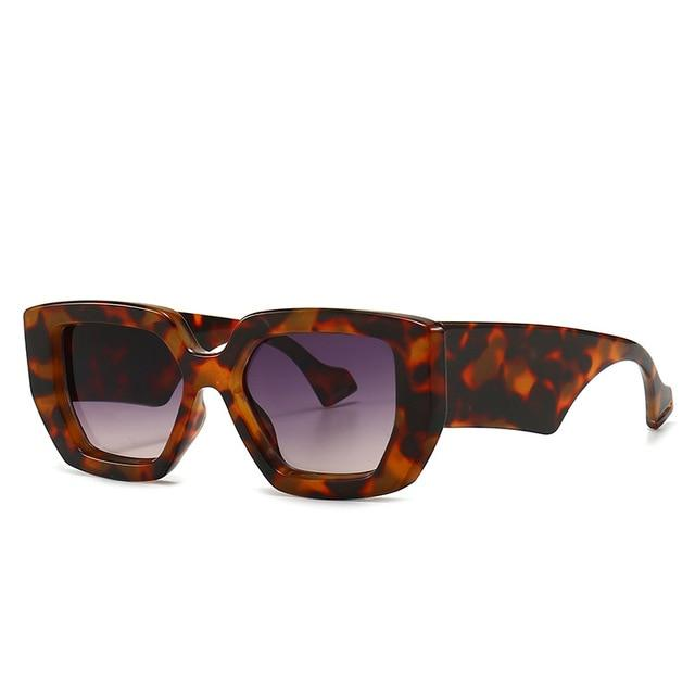 Roxy Sunglasses Sunglasses God's Gift London Leopard Gray