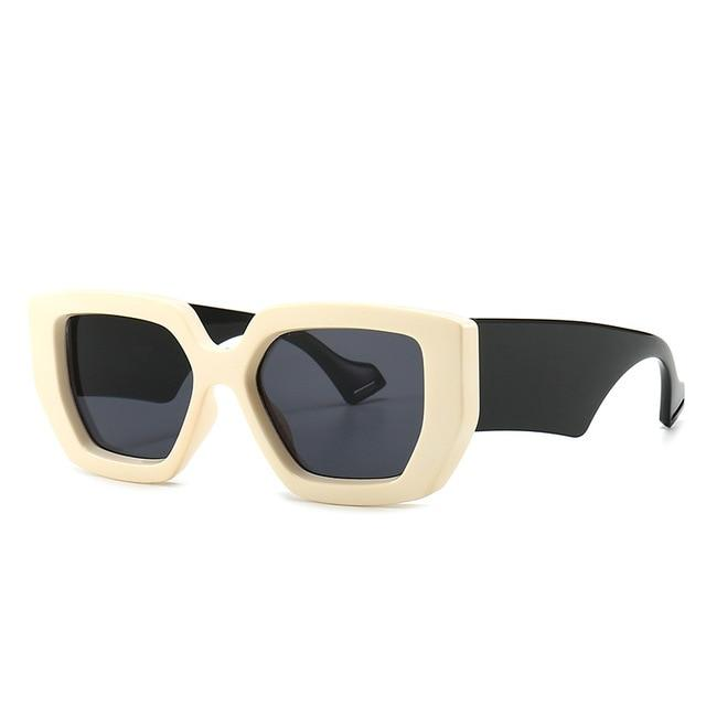 Roxy Sunglasses Sunglasses God's Gift London White Black
