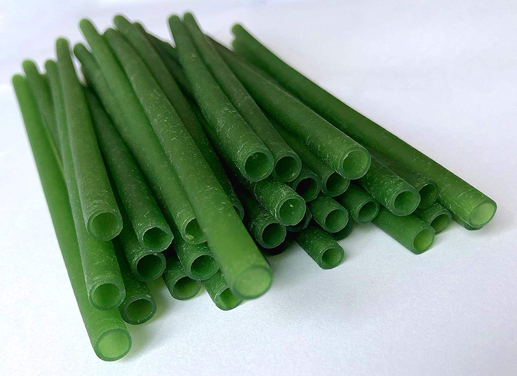 Eco friendly rice straws